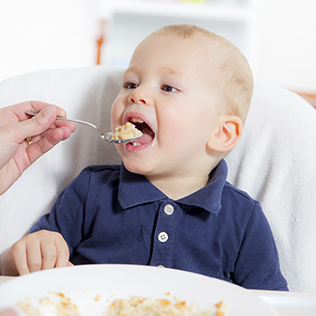 dieta alimentare per bambini di 14 mesi